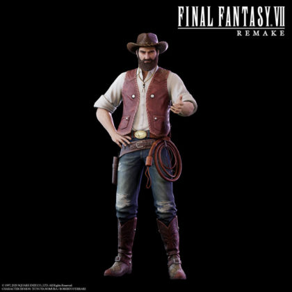 Coulisses Final Fantasy VII Remake