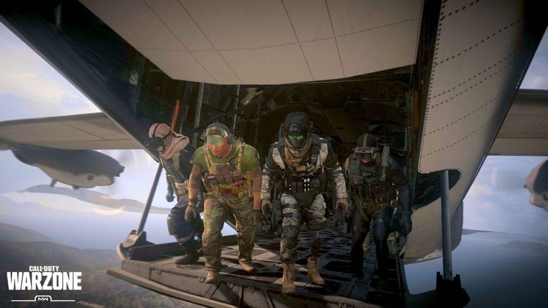 Contenu saison 3 Call of Duty Warzone