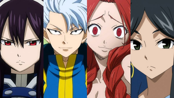 Personnages non jouable Fairy Tail