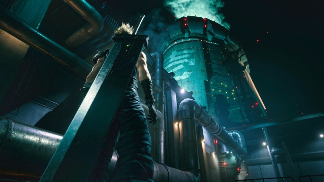 Test réussi de Final Fantasy VII Remake