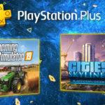PlayStation Plus jeux offerts du mois de mai 2020
