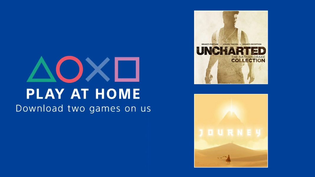 Initiative de Sony Play At Home