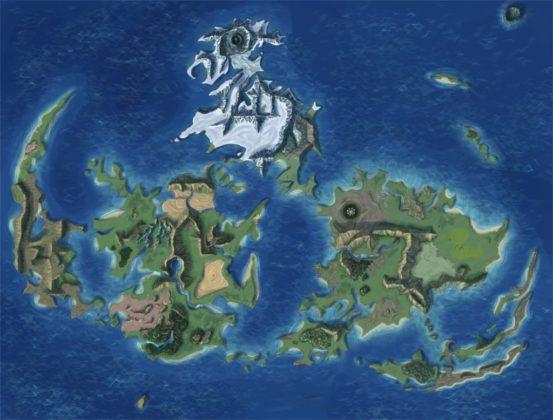 Théorie Final Fantasy VII et FFX