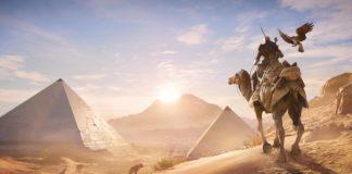 Voyager en Egypte et grèce antique avec Assassin's Creed Discovery Tour