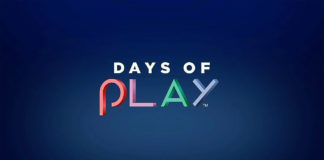 Le Days of Play débute le 25 mai