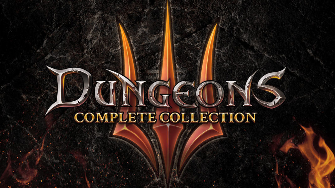 Dungeons 3 Complete Collection arrive le 26 juin 2020