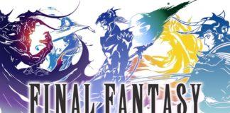 Historique du nom Final Fantasy