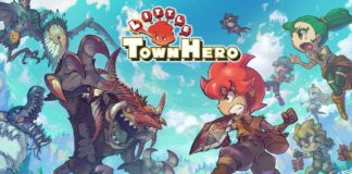 Little Town Hero arrive sur PlayStation 4