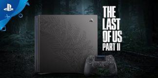 PS4 Pro TLOU 2 Edition Limité