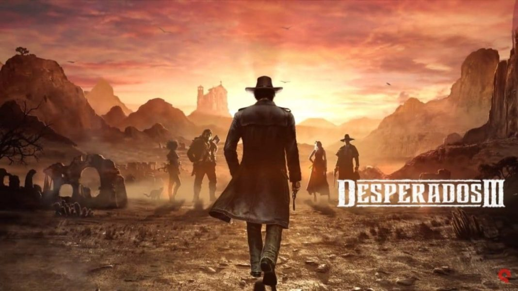Desperados Iii Devenez Un As De La Gachette Actugeekgaming