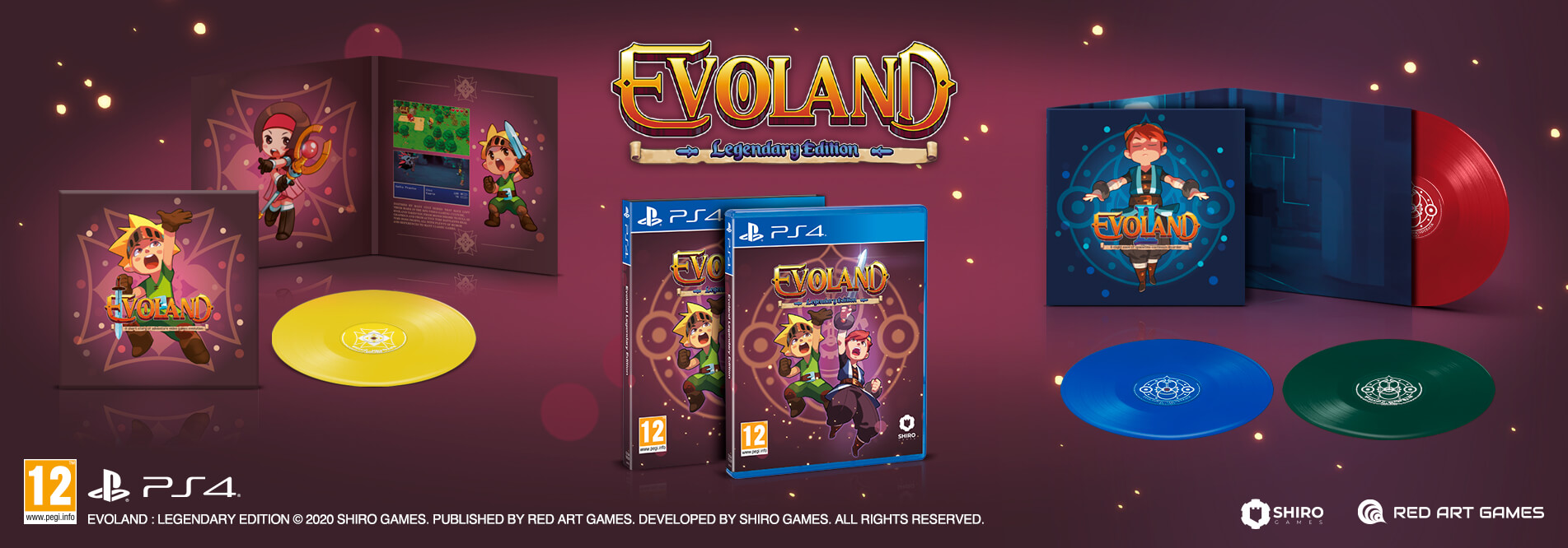 Evoland: Legendary Edition