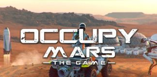 Occupy Mars : The Game