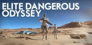 Elite Dangerous :Odyssey