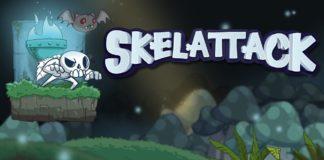 KOnami dévoile et publie Skelattack