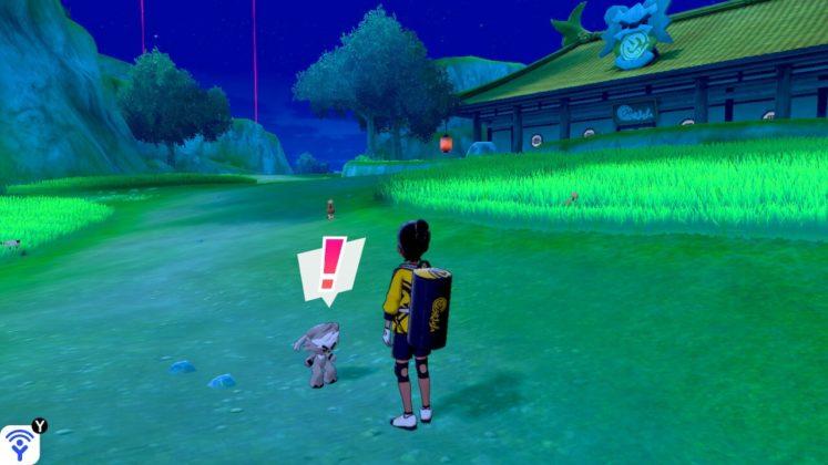 Pokémon Épée et Bouclier : l'île solitaire de l'Armure