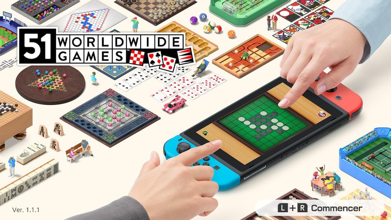 Test 51 Worldwide Games