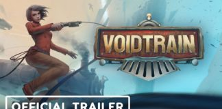 Voidtrain Trailer Summer of Gaming