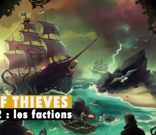 tutoSea of Thieves
