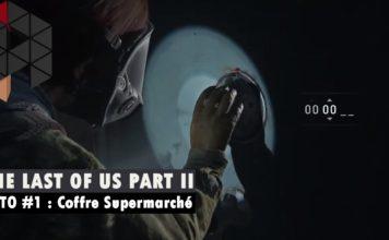 Tuto The Last of Us Part II