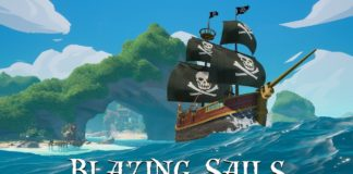 Blazing Sails : Pirate Battle Royale
