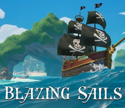 Blazing Sails : Pirate Battle Royale