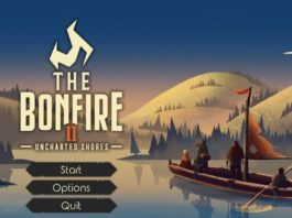 The Bonfire 2 : Uncharted Shores