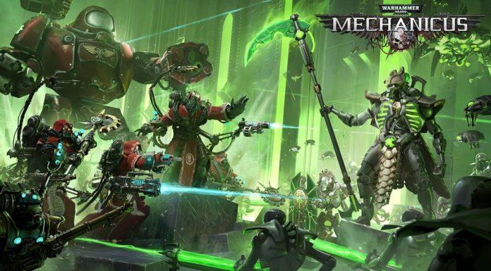 Warhammer Mechanicus