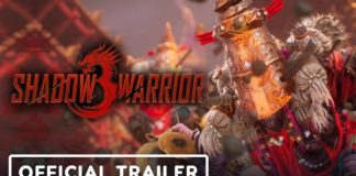 Shadow Warrior 3 trailer gameplay