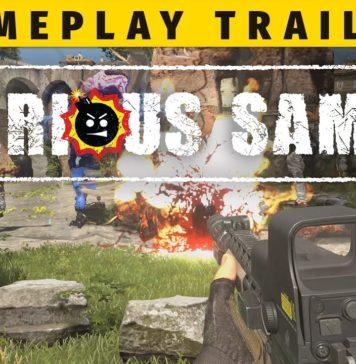 Une nouvelle vidéo de Serious Sam 4