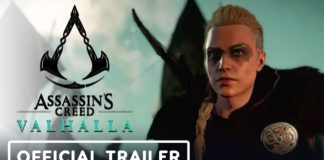 Assassin's Creed Valhalla Gameplay Trailer