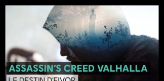 Nouveau trailer Assassin's Creed Valhalla