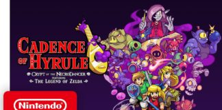 Cadence Of Hyrule annonce 3 DLC