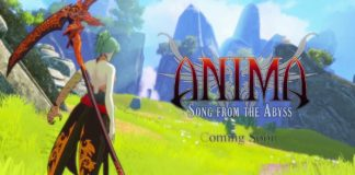 Anima: Song From The Abyss reveal teaser