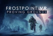 Frostpoint VR: Proving Grounds trailer