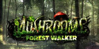 Mushrooms : Forest Walker