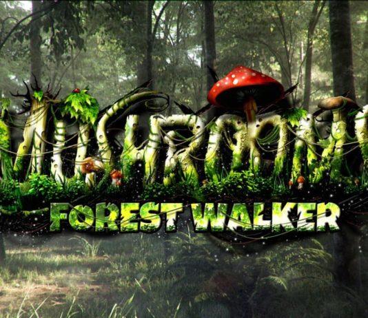 Mushrooms : Forest Walker