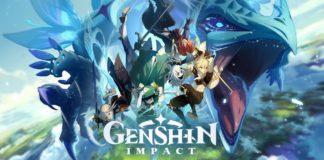 Genshin Impact arrive sur PS4