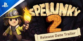 Spelunky 2 trouve sa date de sortie