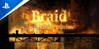 Braid Anniversary Edition arrive en 2021