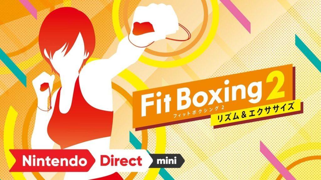 Fitness Boxing 2 : Rythm & Exercise