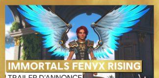 Immortals Fenyx Rising le premier trailer dévoilé