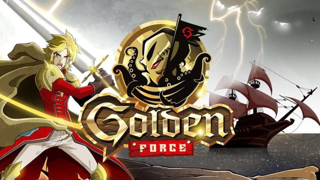 Golden Force (image)