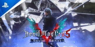 Devil May Cry V : Special Edition