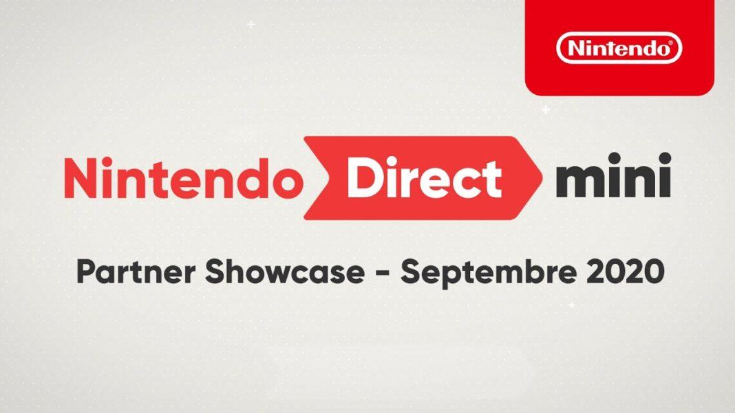 Nintendo Direct Mini : Partner Showcase