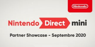 Nintendo Direct Mini : Partner Showcase