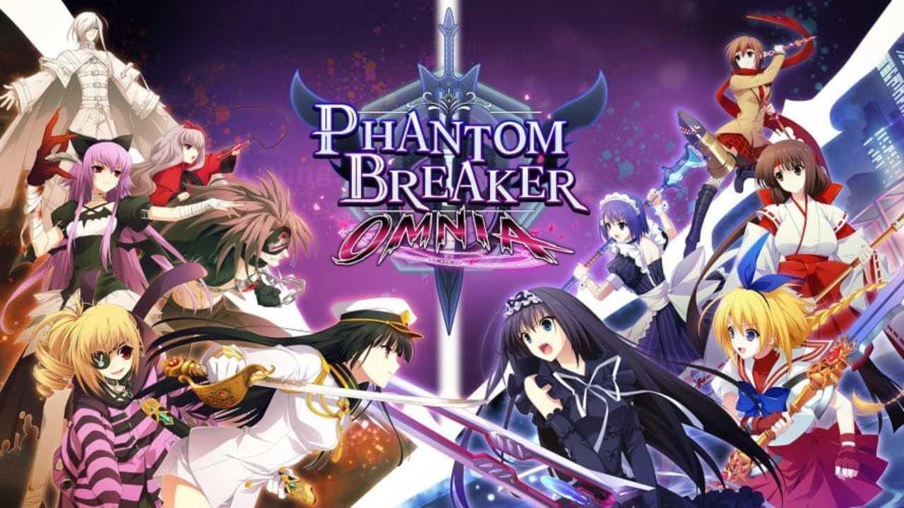 Phantom Breaker : Omnia