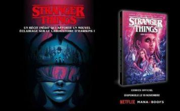 Stranger Things : Dans les flammes