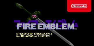 Fire Emblem : Shadow Dragon and the Blade of Light