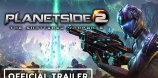 PlanetSide 2 The Shattered Warpgate