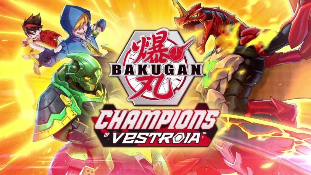 Bakugan : Champions de Vestroia